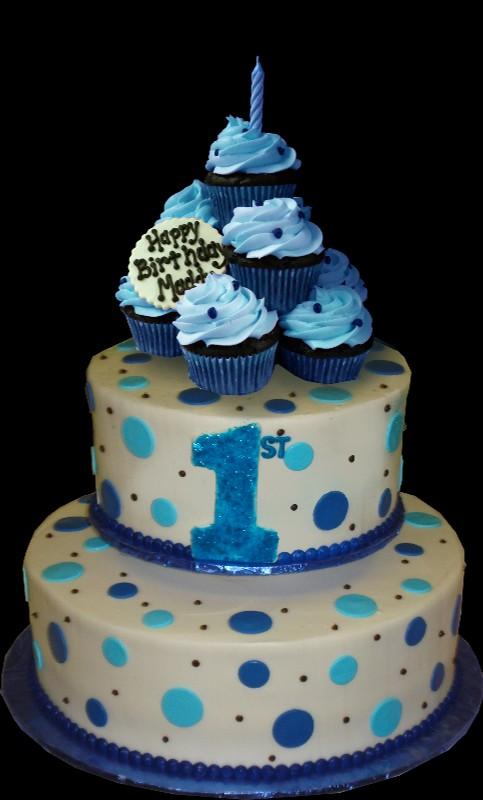 Blue Birthday Cake Recipe ~ Image Inspiration of Cake and ...