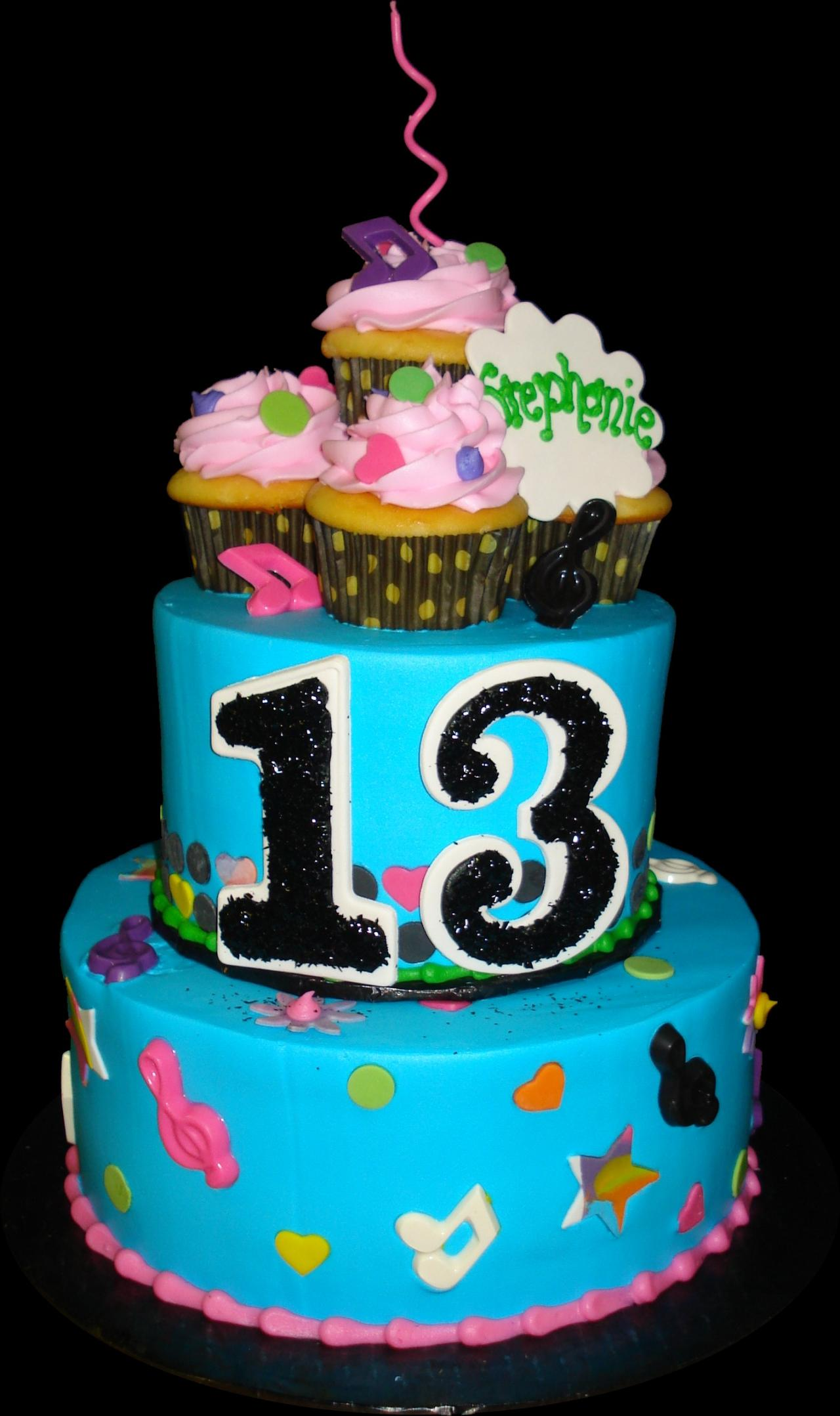 Cake Ideas For A 13th Birthday Party : All Cakes Sugar Showcase