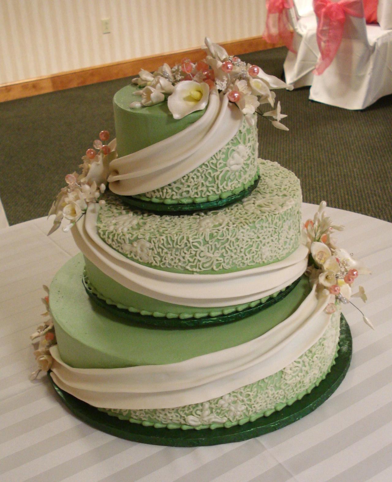 Wedding Cakes: Sugar Showcase