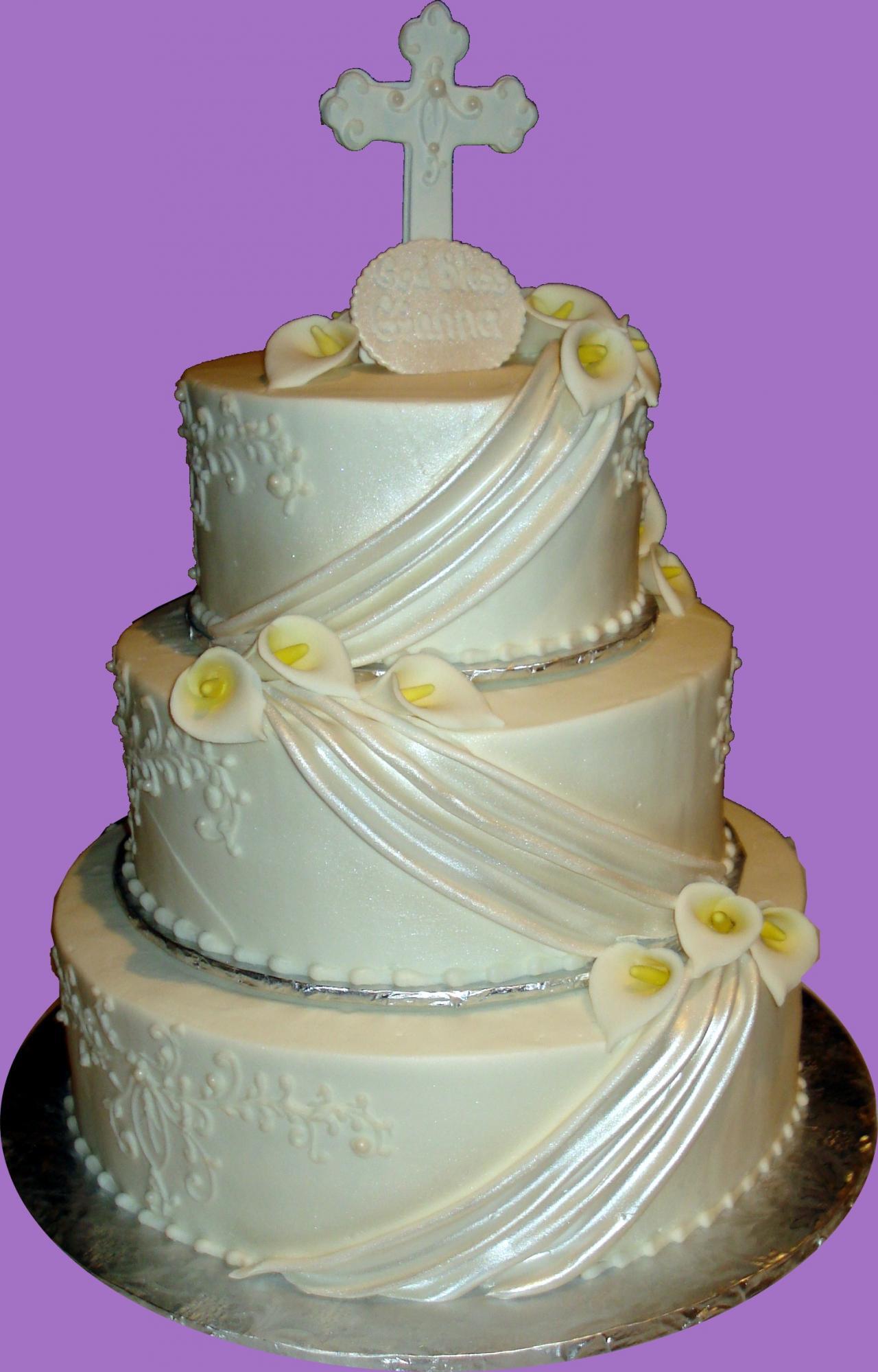Religious Cakes Sugar Showcase