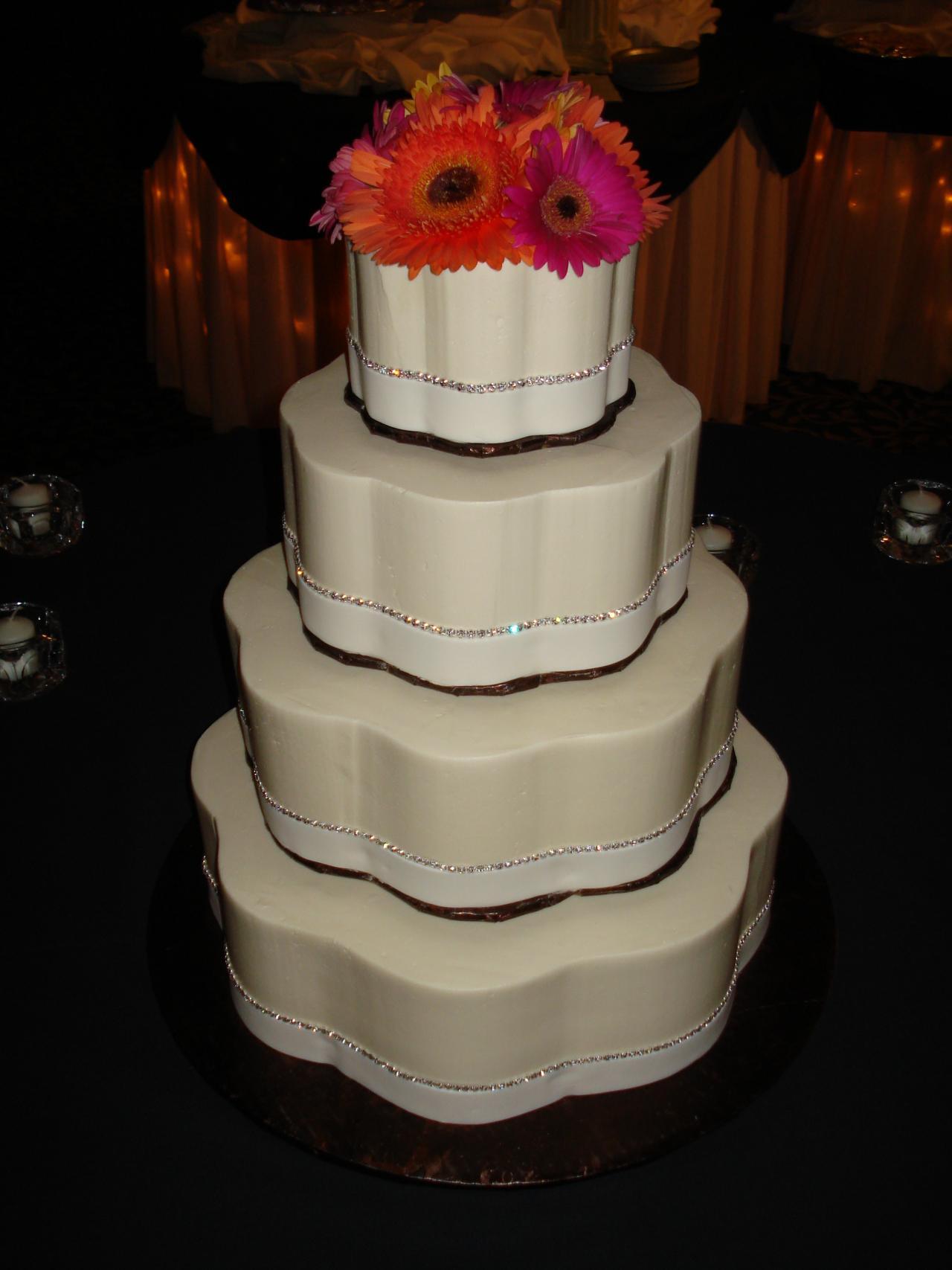 Star White Cake
