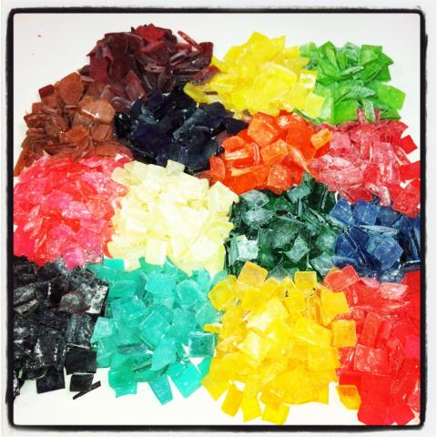 Hard Tack Candy